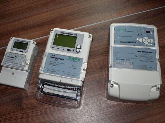 В Йошкар-Оле устанавливают «умные» электросчетчики